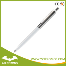 Custom White Pen Cheap Price Ballpoint Pen
