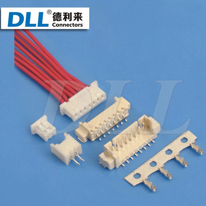 1000pc Molex Shielded RJ45 Plugs