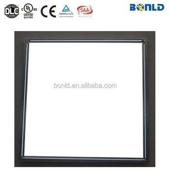 Square Led Panel 0-10V dimmable panel light 2x2FT panel 603*603mm DLC UL listed