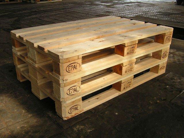 Gebrauchte Europaletten Recyceln Alettenholz