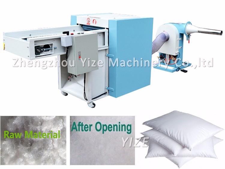 pillow filler machine
