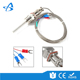 China factory supply Temperature Controller Max Temp 1200C Spring Bayonet K Type Thermocouple
