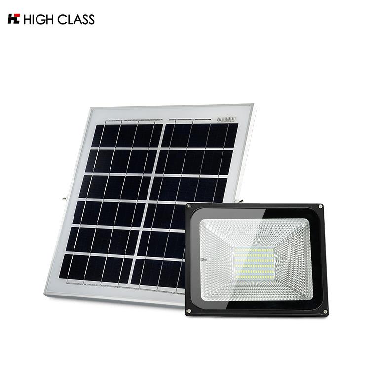 10w 20w 30w 50w 100w outdoor IP65 waterproof solar led floodlight