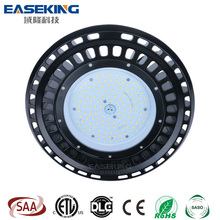 Warehouses large retail centers Round Pendant 100w led ufo high bay