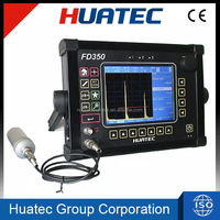 FD350 ultrasonic transducer High-speed capture and very low noise, Digital Electronic Ultrasonic testing machine, Flaw Detector