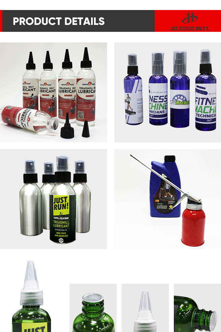 silicone based lubricant for all plastic and rubber products, crystal clear and non-toxic