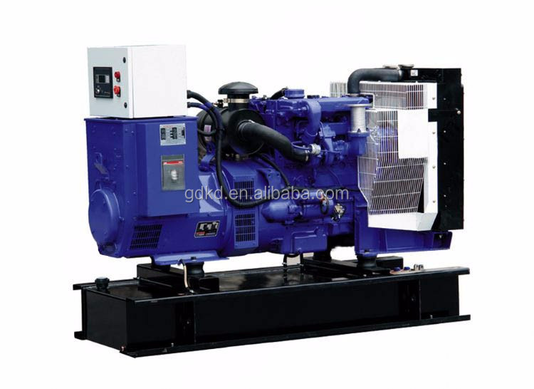 30kva Silent Diesel Generator Set with Perkins Engine