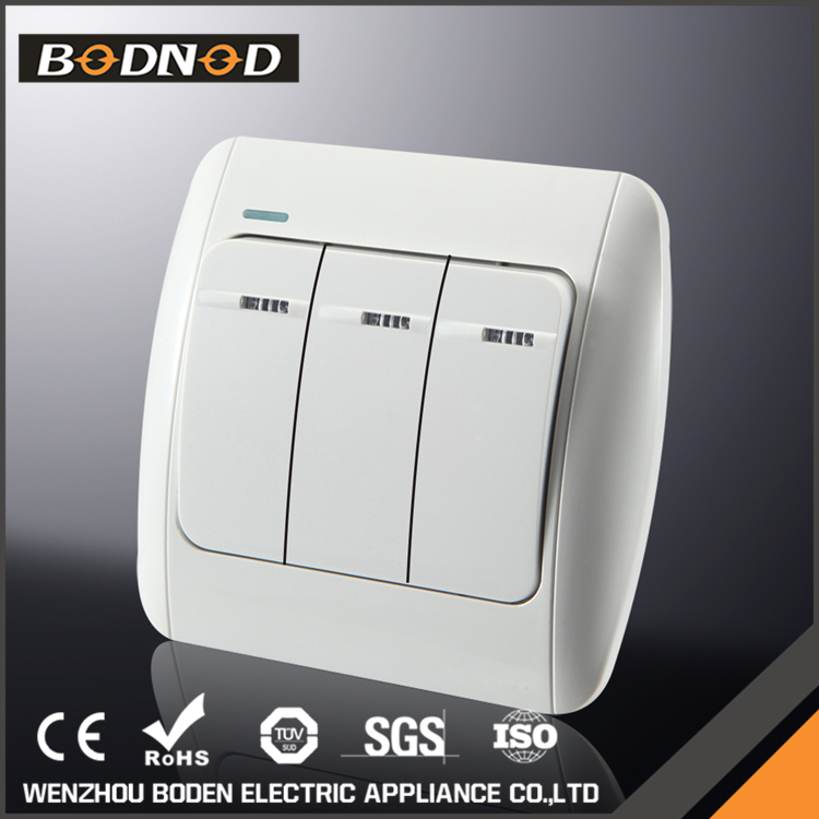 New product OEM designer electrical switches home