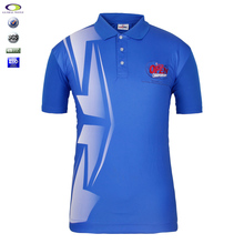 Custom Polo Shirt Design Sublimation T-Shirt Polo
