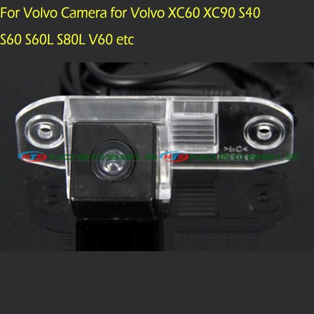 Wire Wireles Car Rear View Camera Parking Assist For Volvo