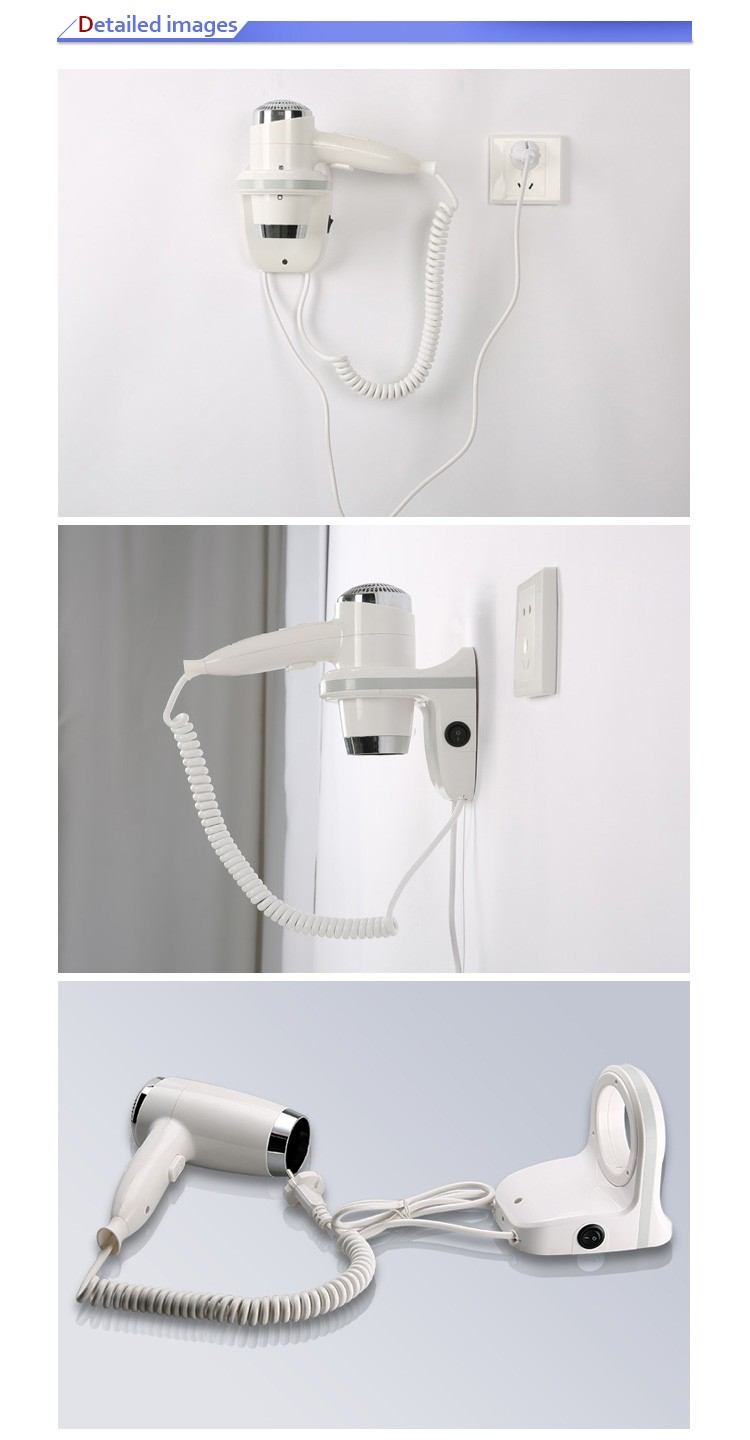 Hotel Mini Supermarket Wall -mounted Professional Professional hotel Skin dryer