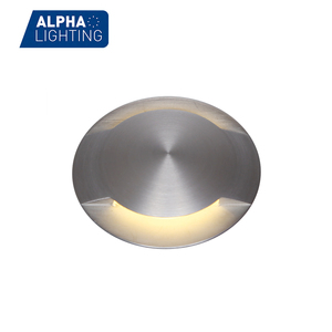 Ip67 Waterproof Outdoor Floor Recessed Round Led Deck Light