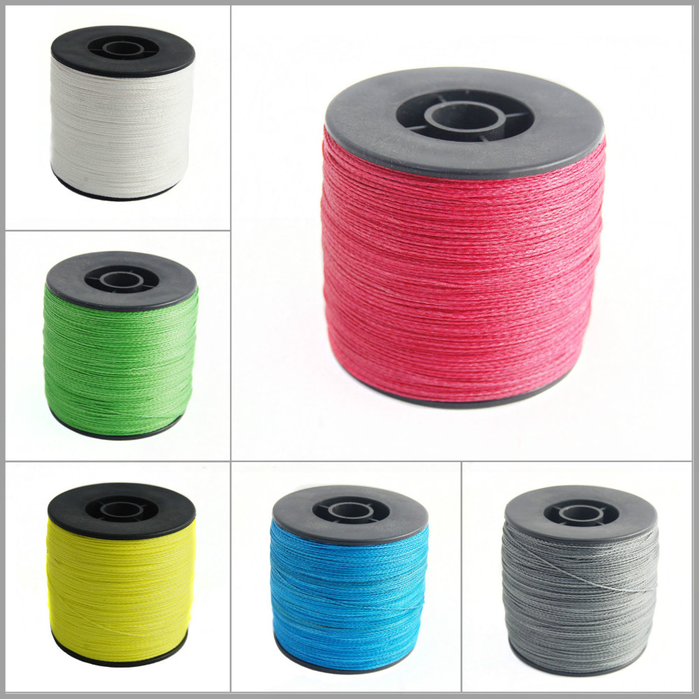 Wholesale 500m 1000m spool pe braided fishing line jsm01 for Bulk braided fishing line