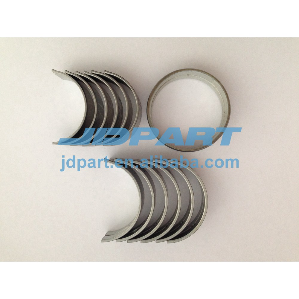 Kubota Diesel Engine D902 Engine Bearing Set With Main Con Rod Bearing Thrust Washer