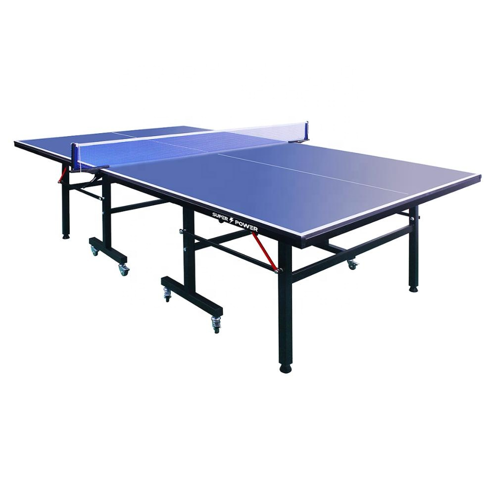 Hot koop folding ping pong tafel outdoor tafeltennis