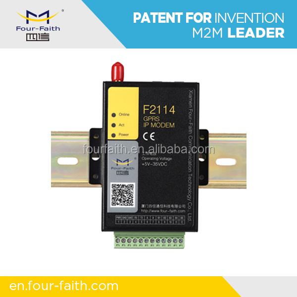 F2114 Wireless Modbus Over Gsm - Scada Hmi Rs232 Interface Gsm ...