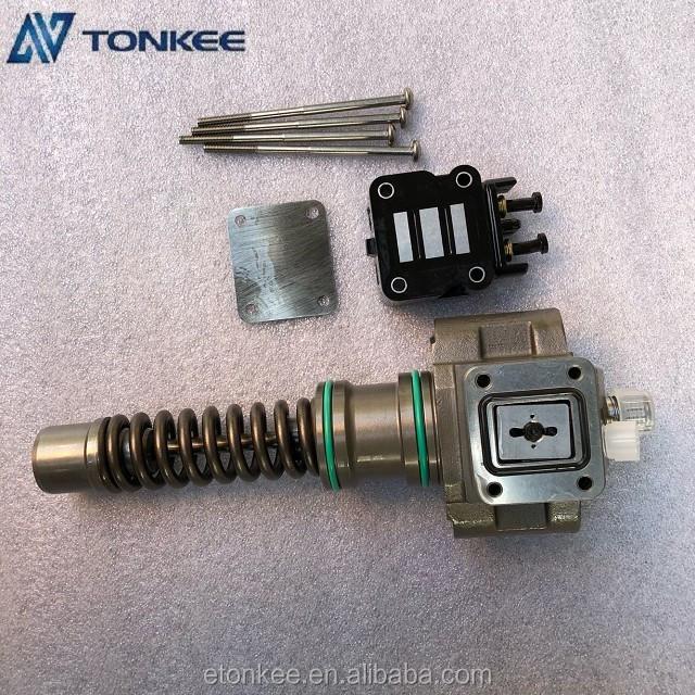 unit pump 0414750004 02112706 EC290B fuel injection pump D7D unit pump VOE20450666