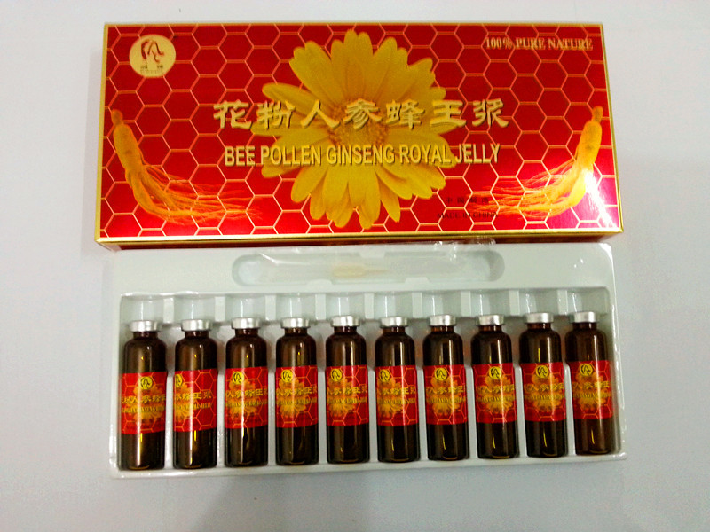 royal jelly energy drink