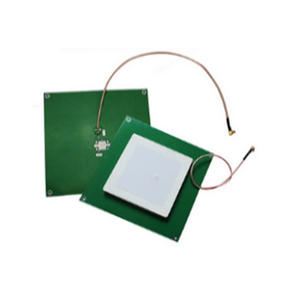 6dBi Small Long Range 868MHz Microstrip Patch Reader UHF RFID Ceramic <strong>Antenna</strong>