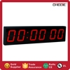 Large Display Multifunctional Master Remote Large Industrial Wall Clocks