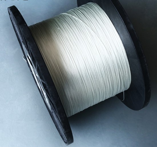 Fire-proof and flame-retardant fiberglass filling rope string thread for wire cable from China ROCKPRO factory
