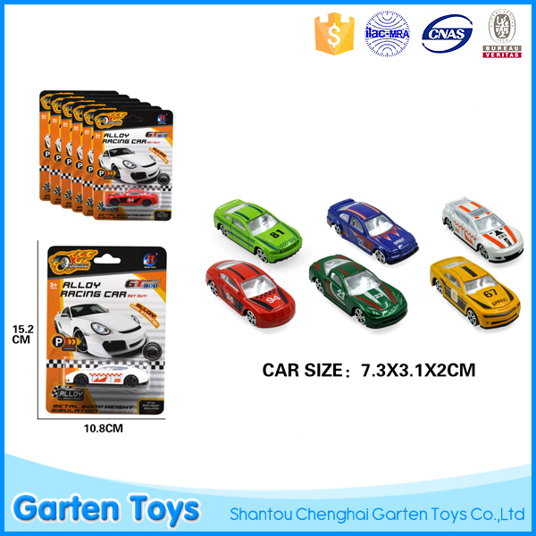 1:64 Popular top grade alloy small car kids toy