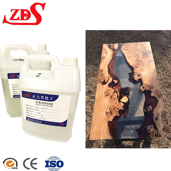 Clear Epoxy Ab Adhesive For Wood Casting Resin - Buy High Quality Epoxy  Resin And Hardener,Epoxy Casting Resin,Wood Table Casting Product on
