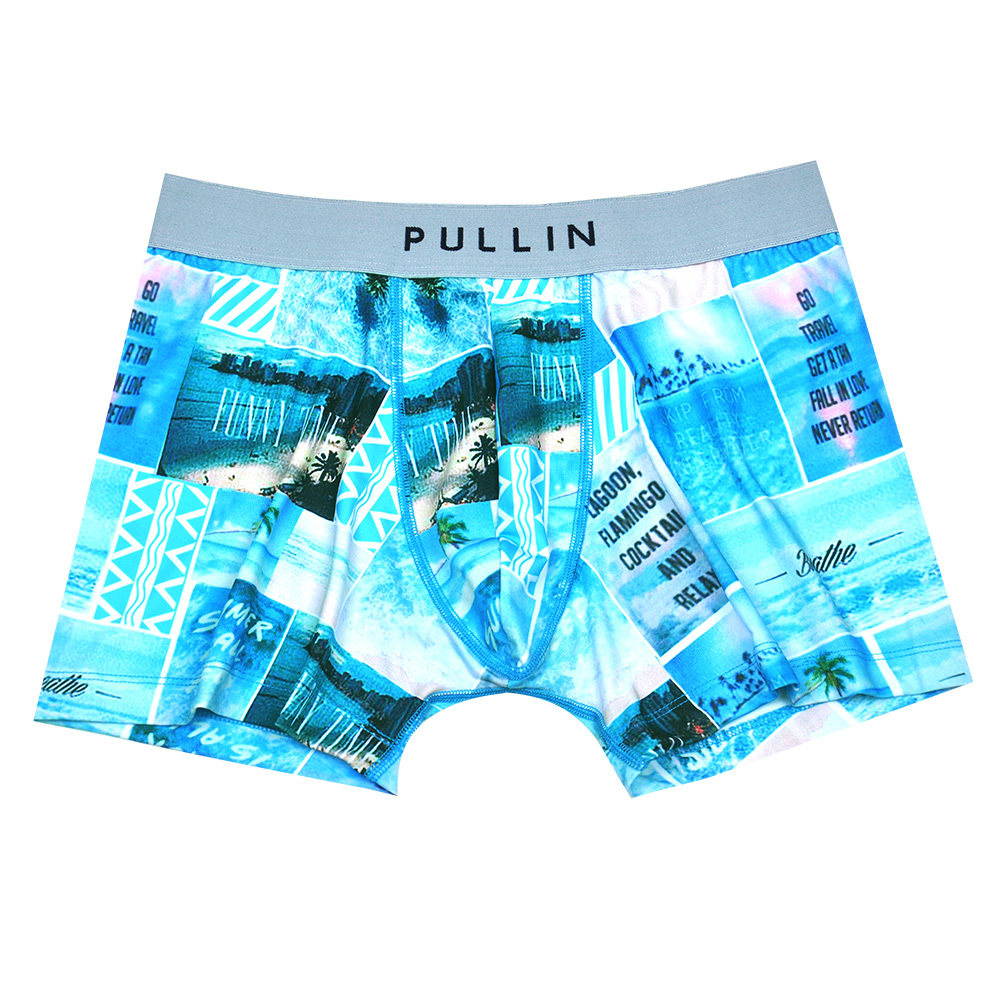f34b867bff69be Buy New arrival Brand mens Pull In Trunks Underwear Men flower print modal  cotton S-XL master Sexy Beach Boxer Shorts Male 49547 in Cheap Price on  Alibaba. ...