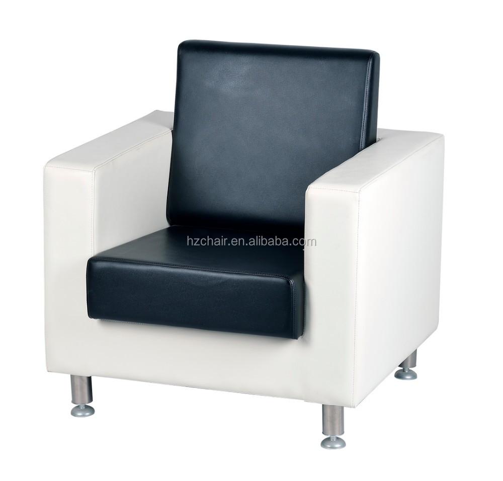 Salon reception chairs - Hair Salon Waiting Chair Vip Waiting Bench One Seater Reception Chairs