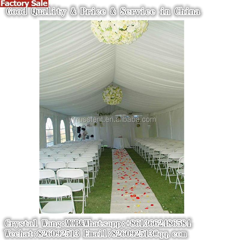 winter party tent in hot sale