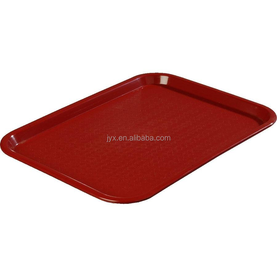 acrylic fast food tray for restaurants