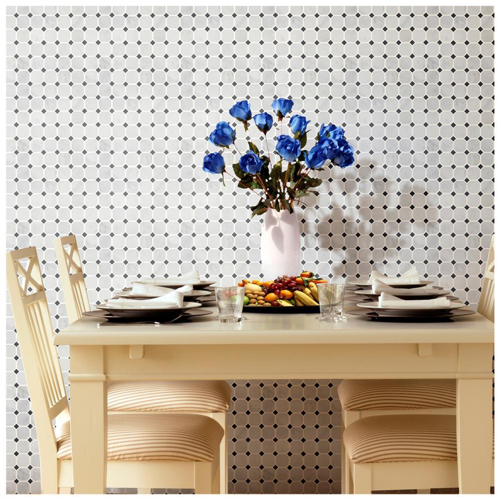 Decoratie Steen Lichte Woonkamer Muur Marmeren Keuken Wandtegel ...