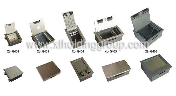 Range Service Outlet Floor Box View Network Floor Box For