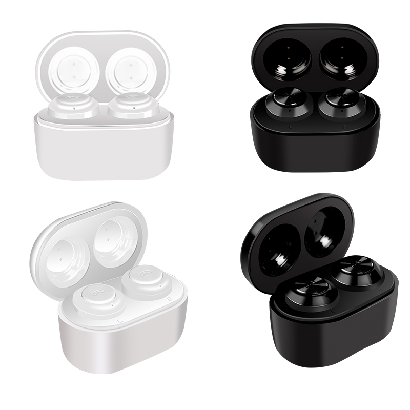 F6 Mini Bluetooth Earphones BT 5.0 Headphones TWS Wireless Earbuds  Hifi Stereo Sound With Best Price