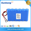 Factory price rechargeable 18650 22.2v li-ion battery pack 2200mah 6s1p for energy storage/medical devices