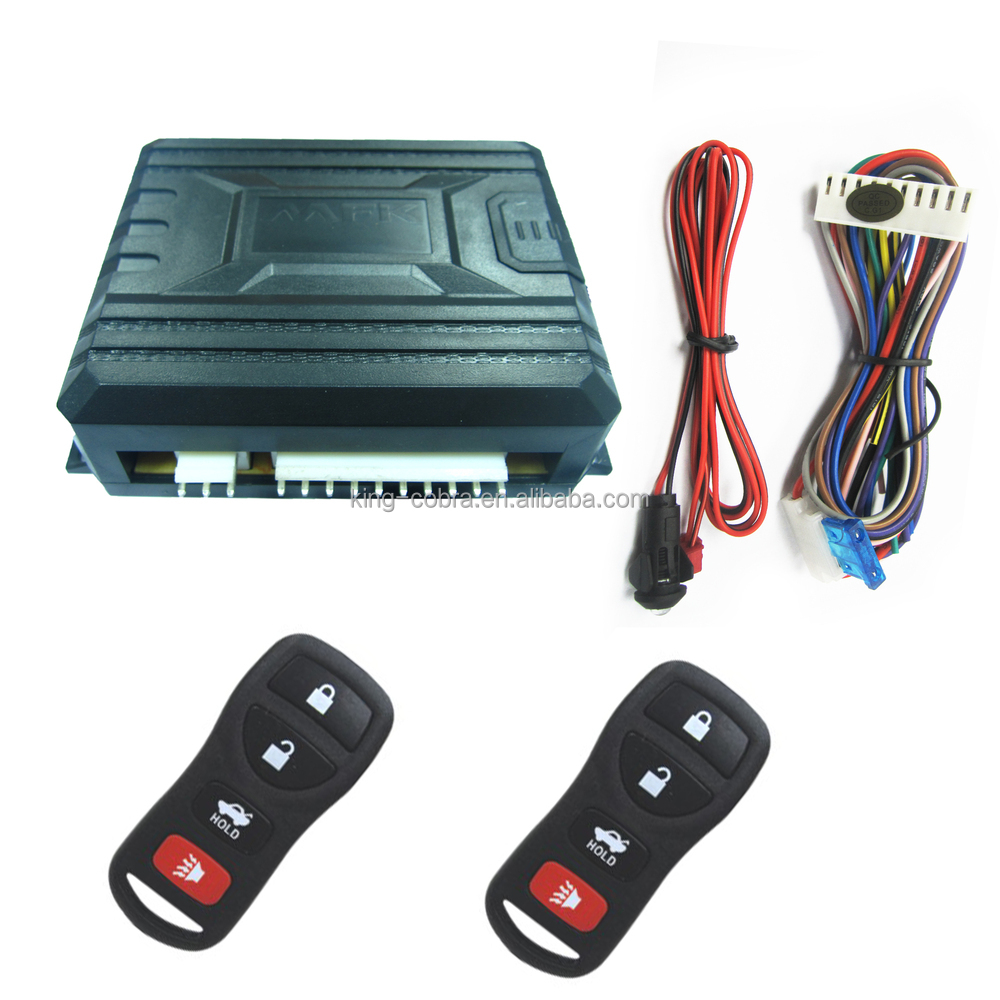 Car keyless entry system mfk 285