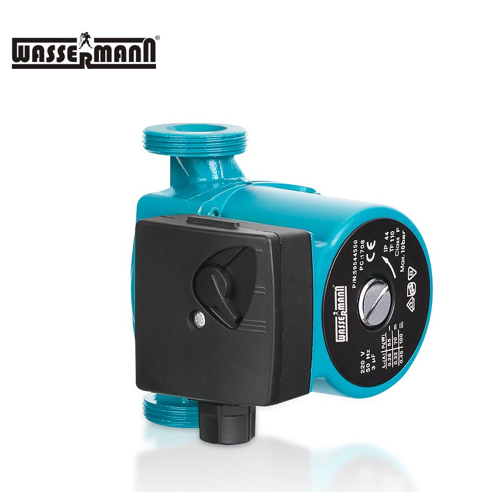 High Pressure Boiler Feed Mini Hot Water Shield Recirculating Pump ...