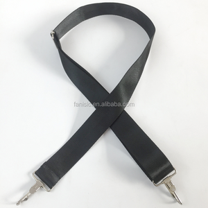 Tenor Drum Belt/ Black Bass Strap
