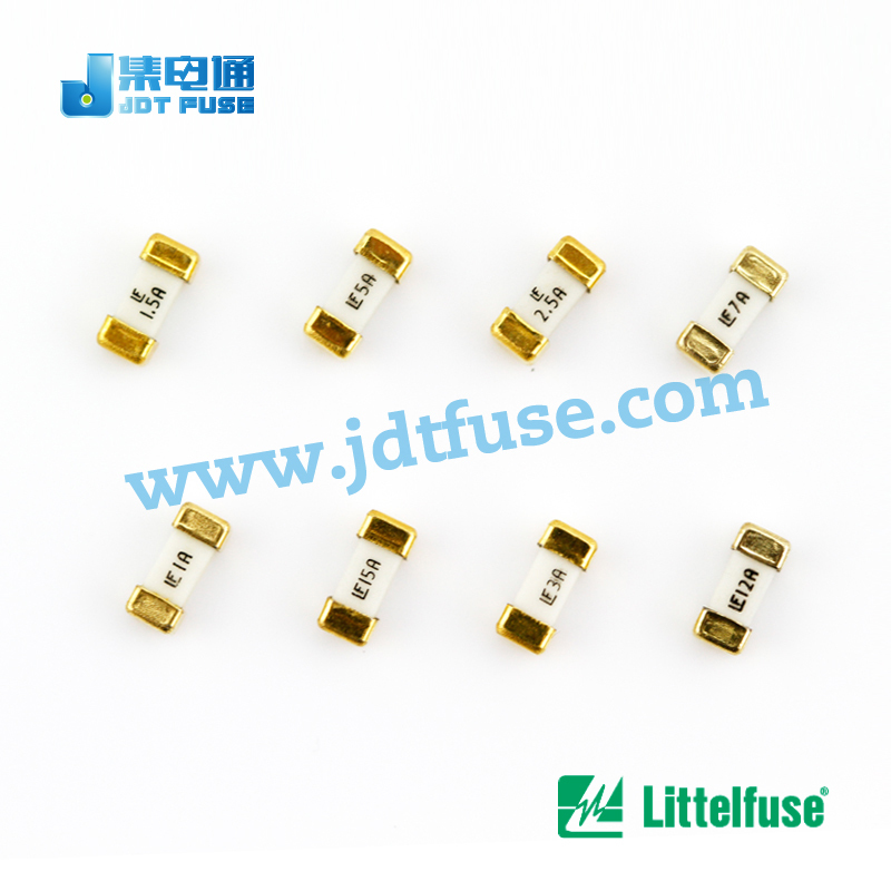 Littlefuse 451/453 Series Fuse 62ma-15a 125v 2410/6125 Surface ...