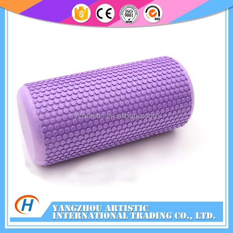 Yoga Exercise Equipment Solid Yoga Foam Roller Trend Colors