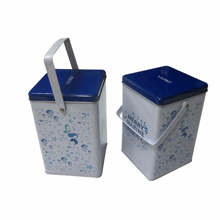 Custom Laundry Detergent Tin, Laundry Powder Storage Tin, Tin Box For Laundry  Detergent
