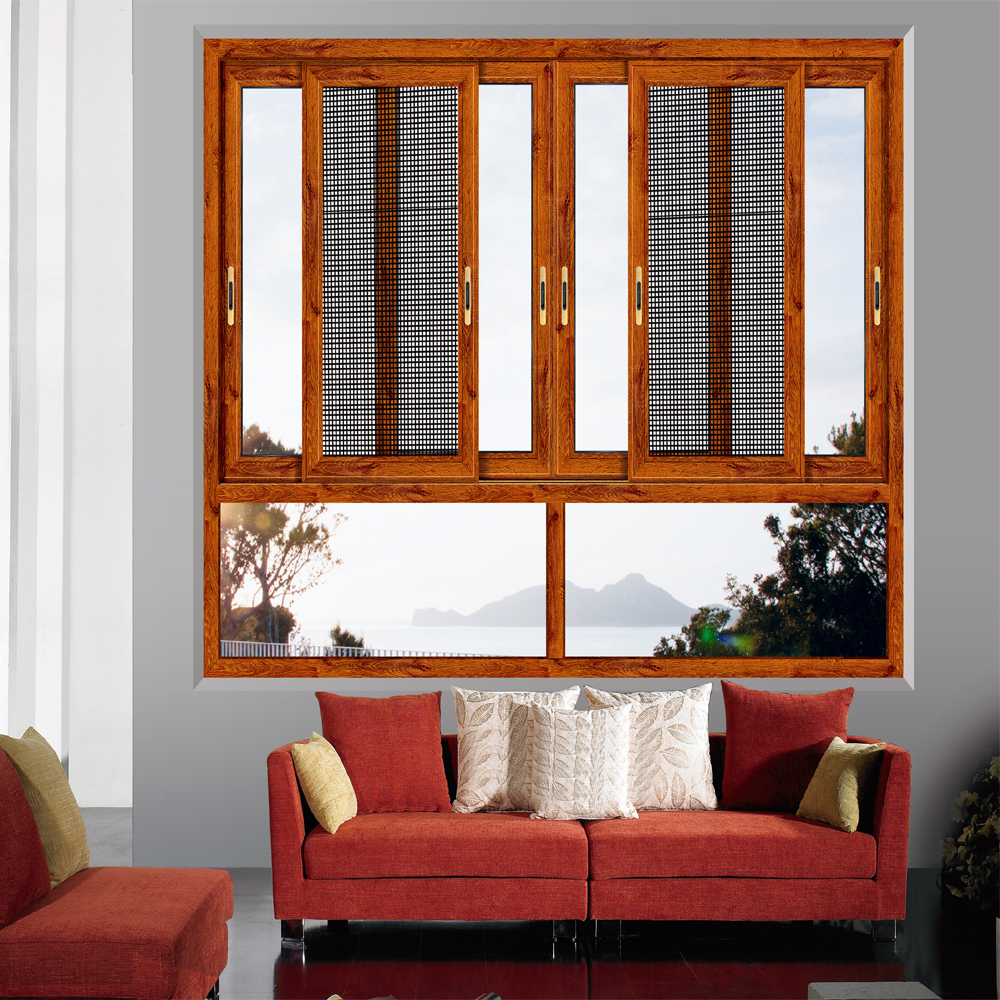 HS-JY8016 modern iron grills design pictures for sliding windows philippines