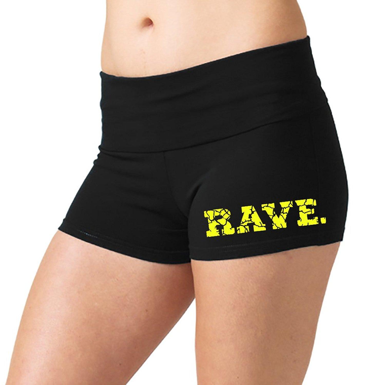 Mens Make America Rave Again V418 Camo Fleece Jogger Sweatpant Gym Shorts