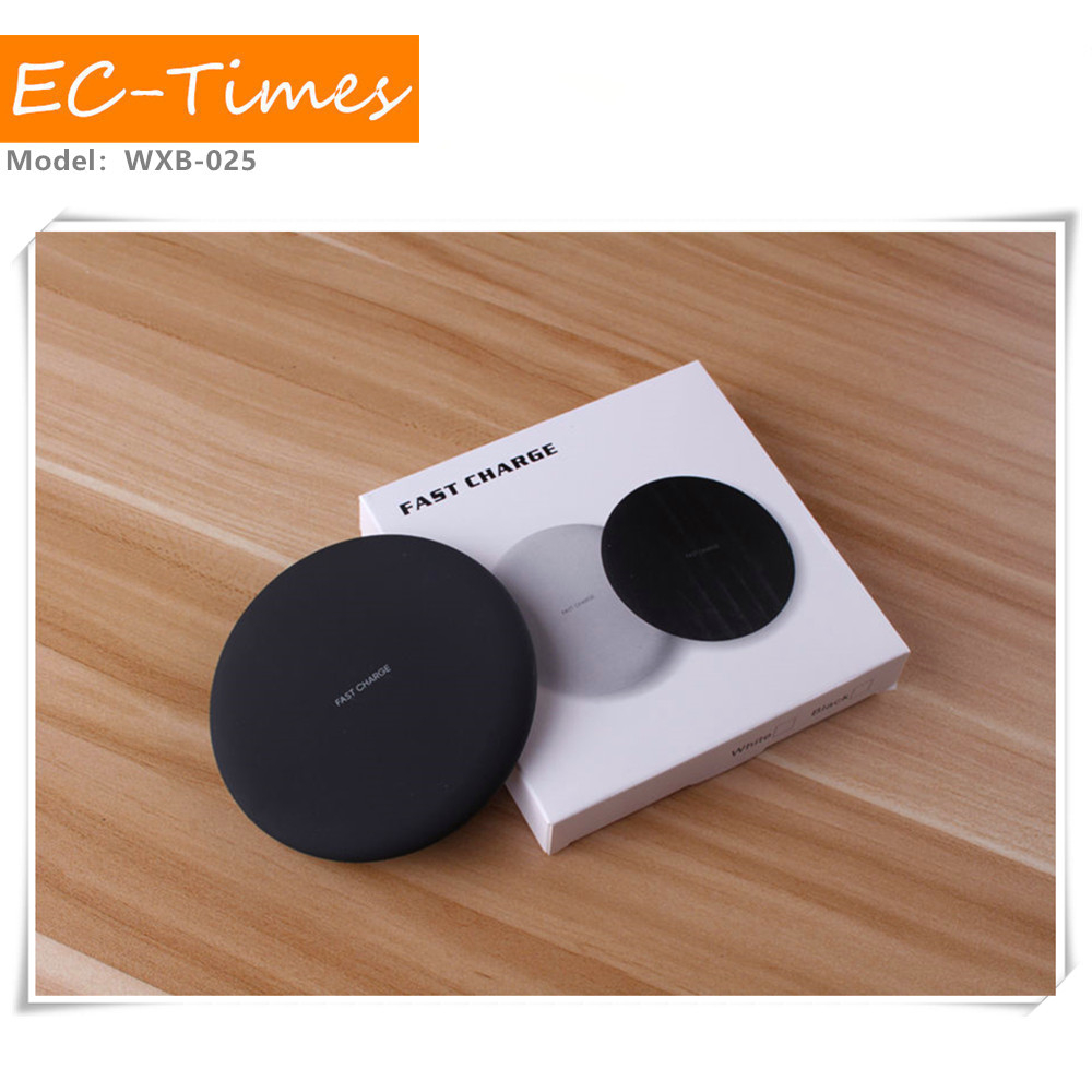 Super quality cheap price personalized gift new promotional gift ideas fast charging qi wireless charger