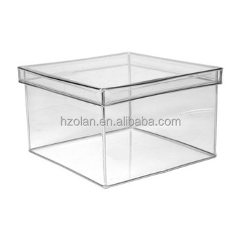 10 cm quadrat geschenk box transparent plexiglas acryl box mit deckel buy acryl box geschenk. Black Bedroom Furniture Sets. Home Design Ideas