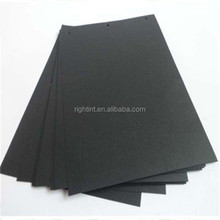 High quality Black sticker paper