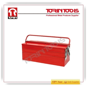 Cantilever Metal Household Toolbox Industrial Toolbox