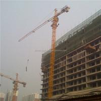 QTZ50 TC5010 Lebanon electric self raising tower jib cranes