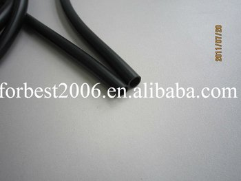 New Black Silicone Tubing in 4mm*8mm