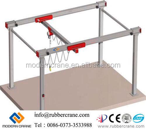 Free Standing Work Station Cranes Free Standing Bridge Crane System Buy Free